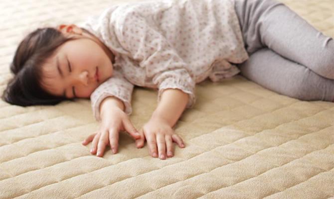 子供の睡眠イメージ