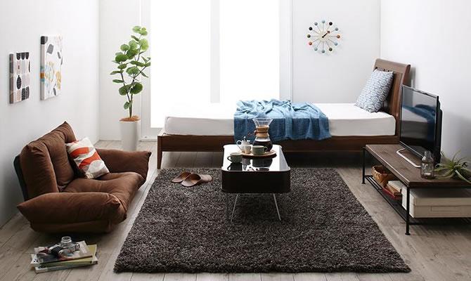 他の家具や雑貨と色合いやデザインはマッチしているか
