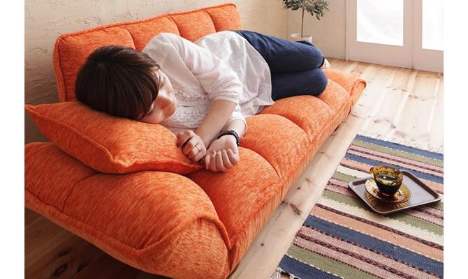 布製のソファーの汚れ