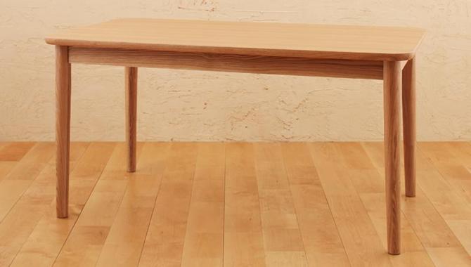 ロースタイルダイニングテーブル 【Kukku】クック