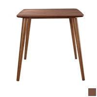 ラウンドチェア×レザーカフェスタイルダイニング 【Patrie】パトリ テーブル