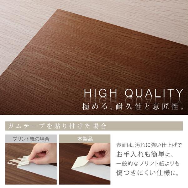 一般的なプリント紙よりも傷つきにくい仕様
