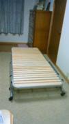折たたみすのこベッド 【Bolero】
