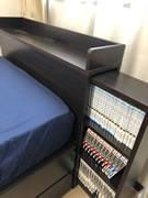 タイプが選べる大容量収納ベッド 【Select-IN】セレクトイン