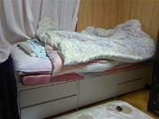 シンプルチェストベッド【Tanto】タント
