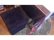 20色から選べる、折りたたみ式収納スツール 【TRUNK】トランク