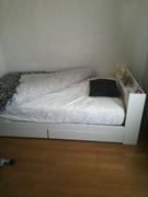棚・コンセント付き収納ベッド 【VEGA】ヴェガ
