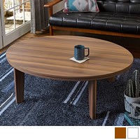 リバーシブル天板 カジュアルこたつテーブル 【ABEL】アベル