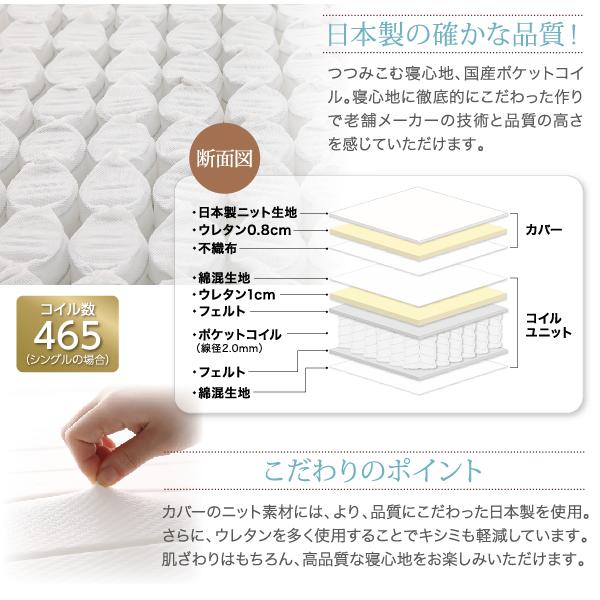 日本製の確かな品質
