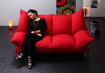 ドイツ生まれのハイデザインソファー