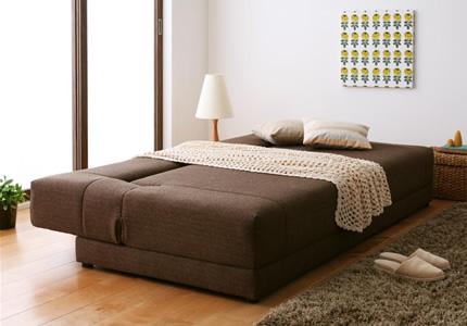 より快適な寝心地、コイルスプリング仕様
