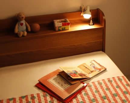 おやすみ前のくつろぎタイム