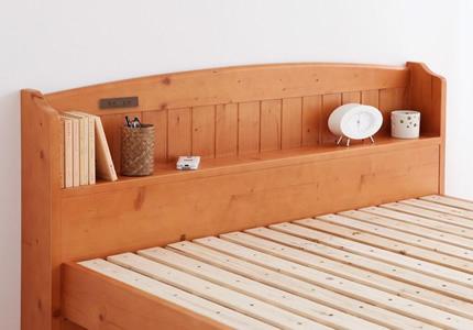 無駄のないすっきりとしたベッドルーム