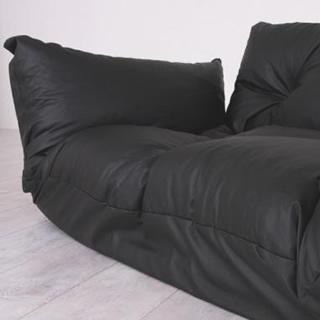ブラック・アイボリーは合皮タイプの素材