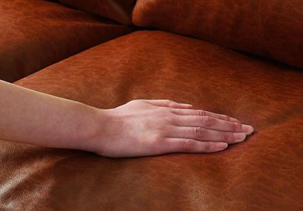 ソファの上ではゆったり過ごしたい